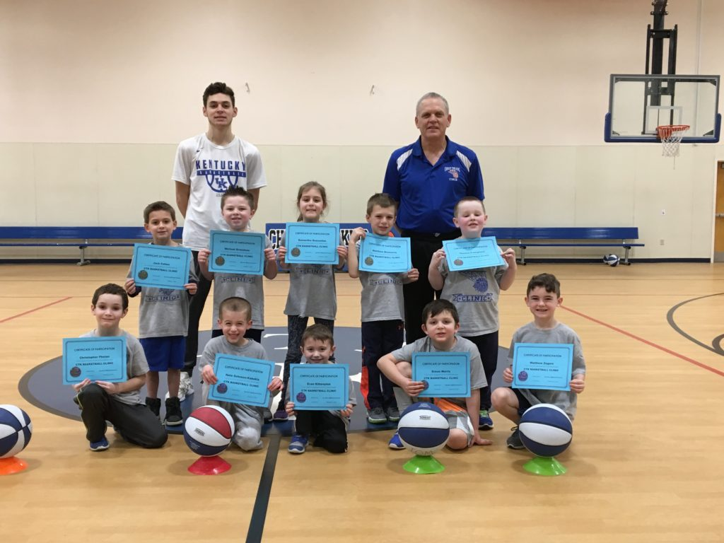 Sunday Basketball Clinic ~ Mar 2018