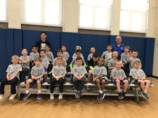 K-1 Basketball Clinic ~ Feb 2019